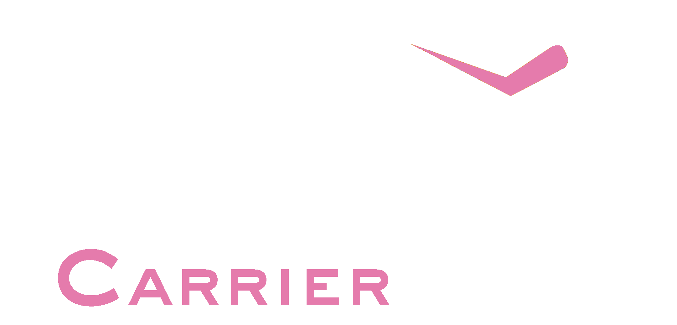 eCarrierCheck Logo for Breast Cancer Awareness Month